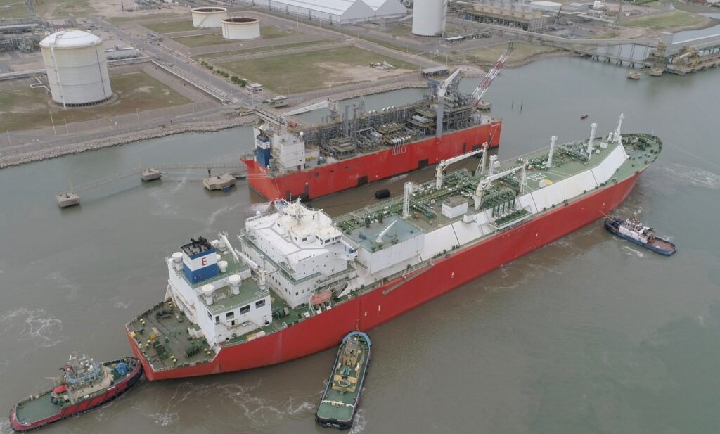 Exmar settles Tango FLNG dispute with YPF