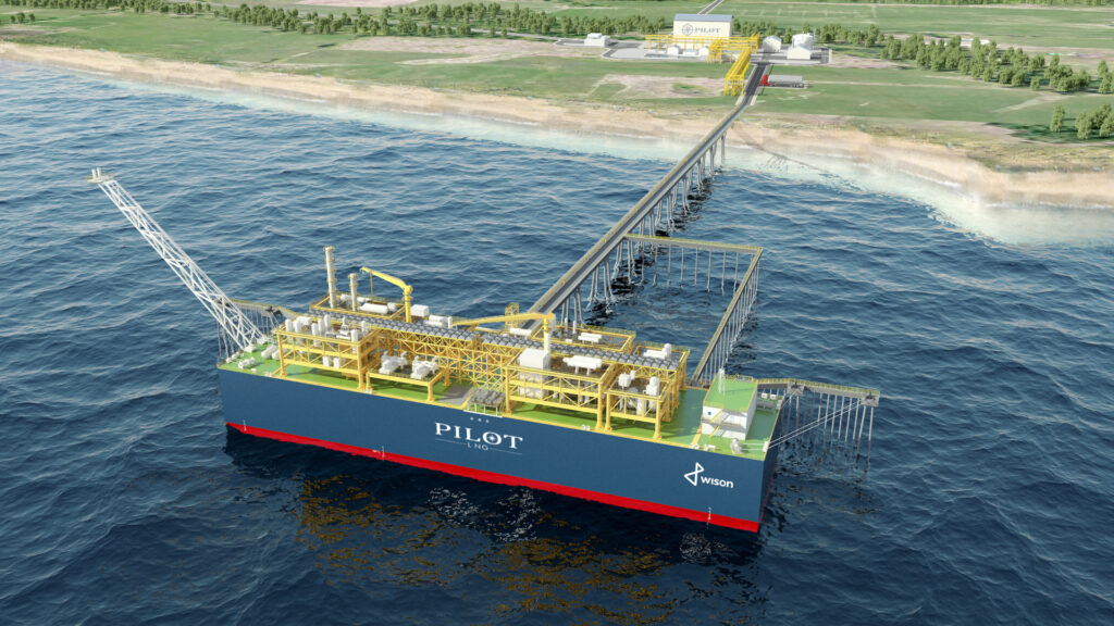 Pilot LNG, GAC ink LNG supply HoA