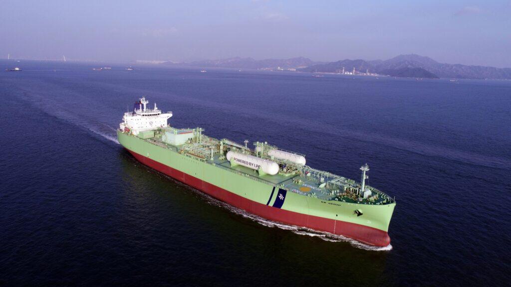 BW LPG retrofit takes to sea trials