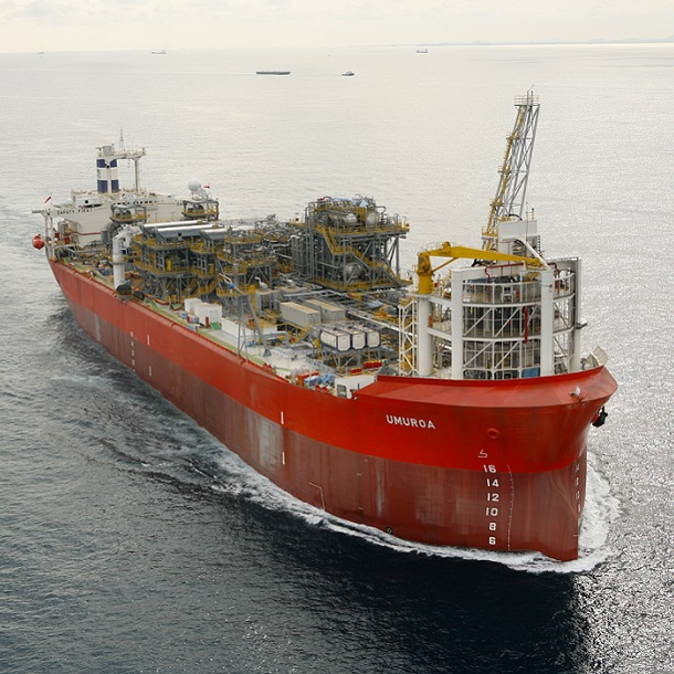 FPSO Umuroa - BW Offshore