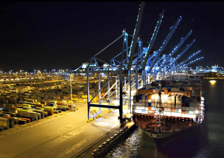 APM Terminals Rotterdam