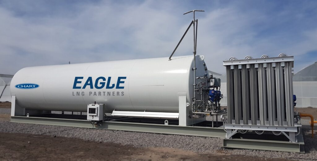 Eagle LNG solution picked for Barbuda