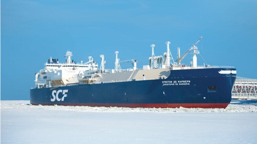 Novatek completes Arctic LNG 2 fleet formation