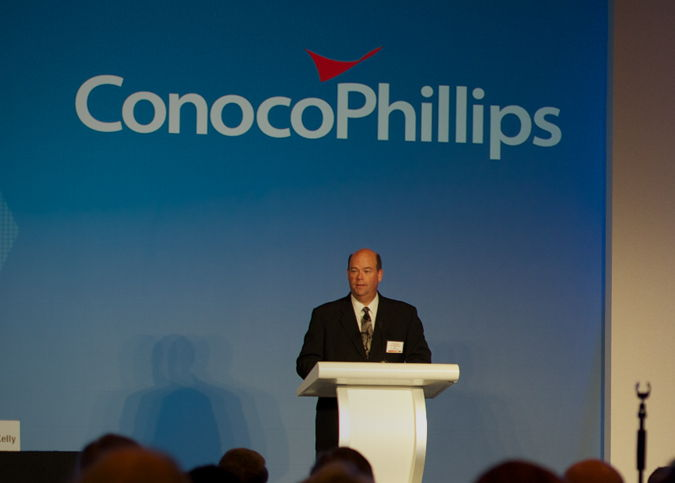 ConocoPhillips CEO Ryan Lance