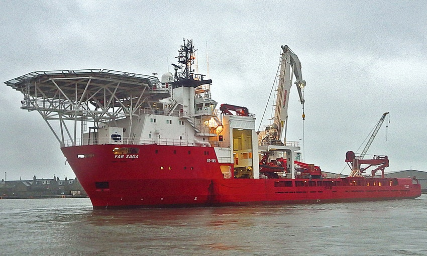 Petrobras win for Solstad subsea vessels