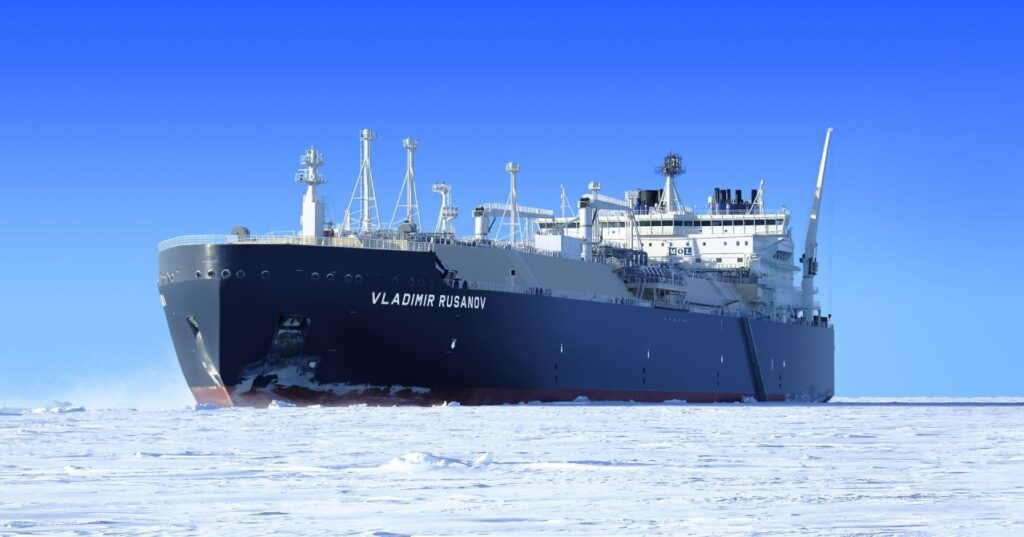 MOL inks Arctic LNG 2 carriers charters