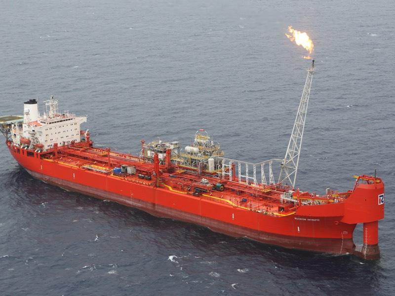 FPSO Rubicon Intrepid - Tamarind Resources