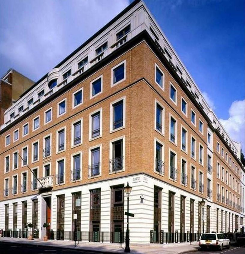 BP's London headquarters; Source: BP