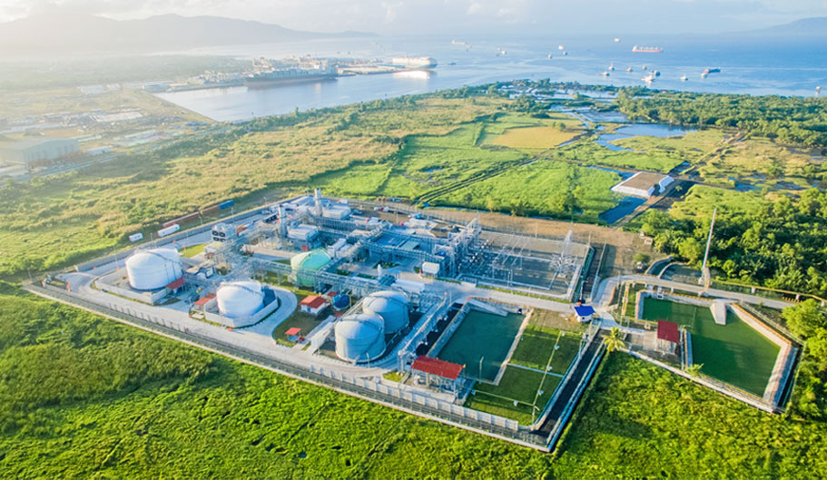 First Gen eyes small-scale LNG development