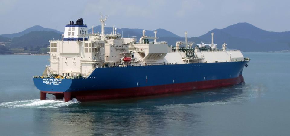 TMC Compressors picked for Maran Gas LNG newbuilds