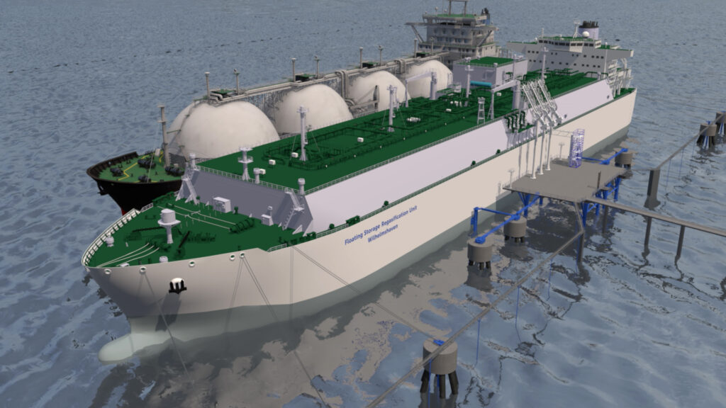 Uniper to re-evaluate Wilhelmshaven LNG plans