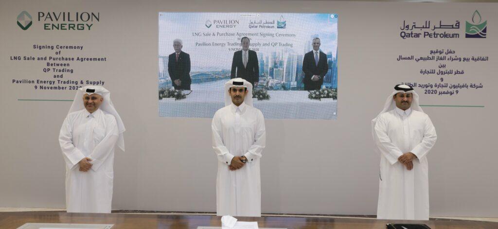 Qatar Petroleum's newly established LNG trading arm snags Singapore deal