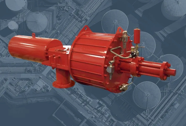 Rotork tech ordered for South Korean LNG terminal