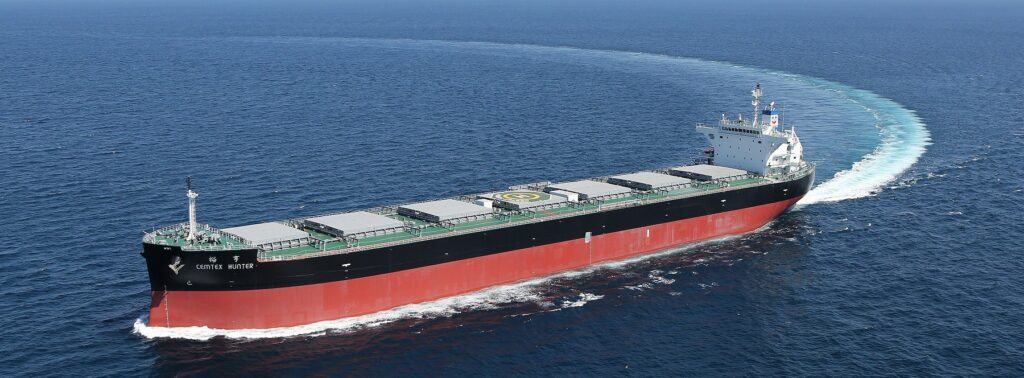 U-Ming scores 10-year charter for its LNG-fueled bulkers