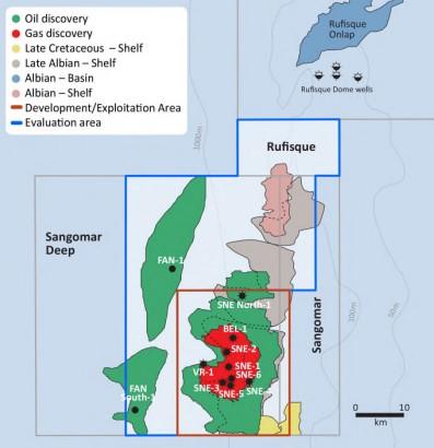 Sangomar map; Source: FAR