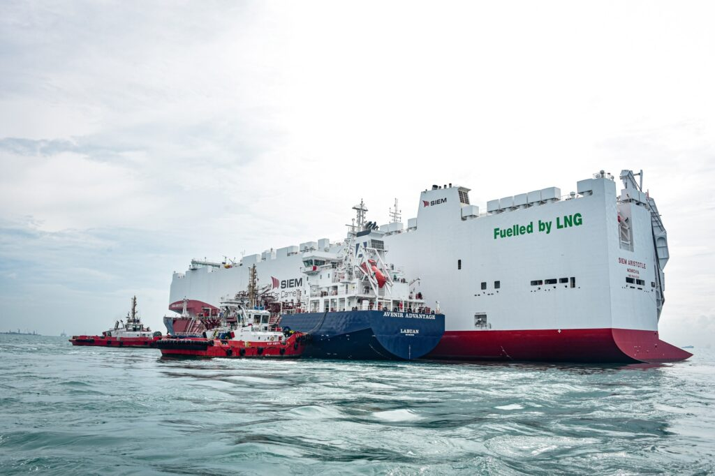 Petronas launches LNG bunkering business