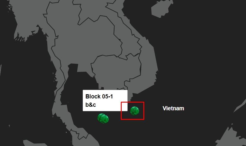 Block 05-1 PSC, offshore Vietnam - Jadestone