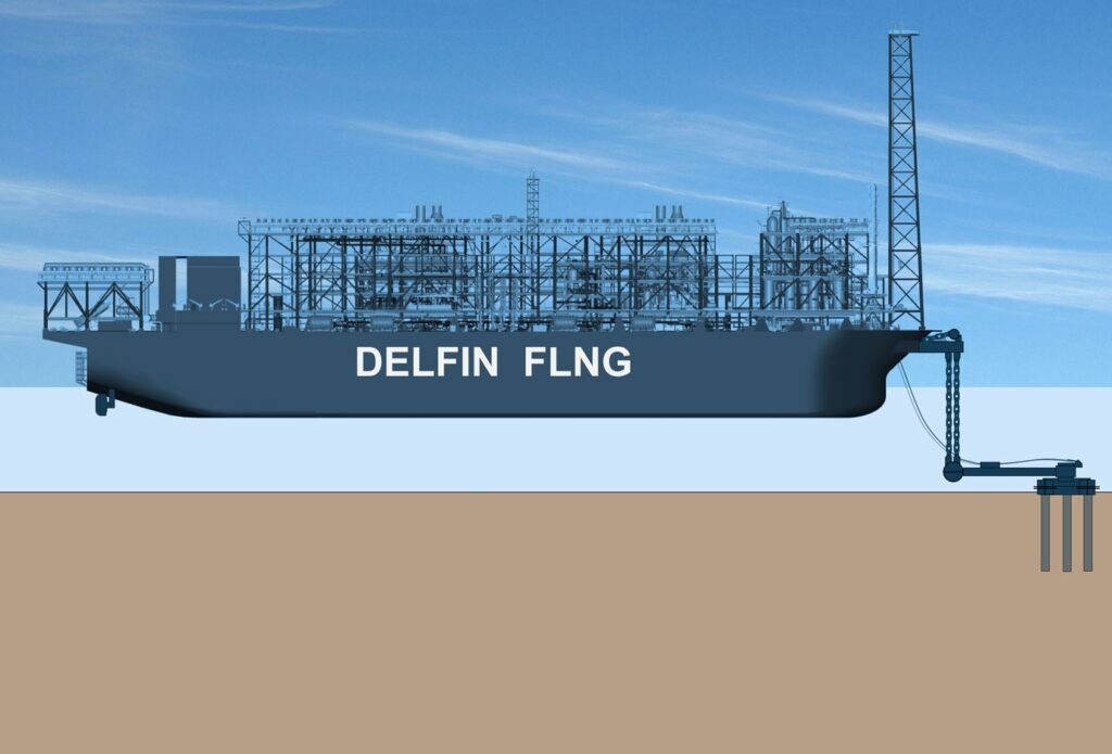 Delfin adds LNG experience to its board