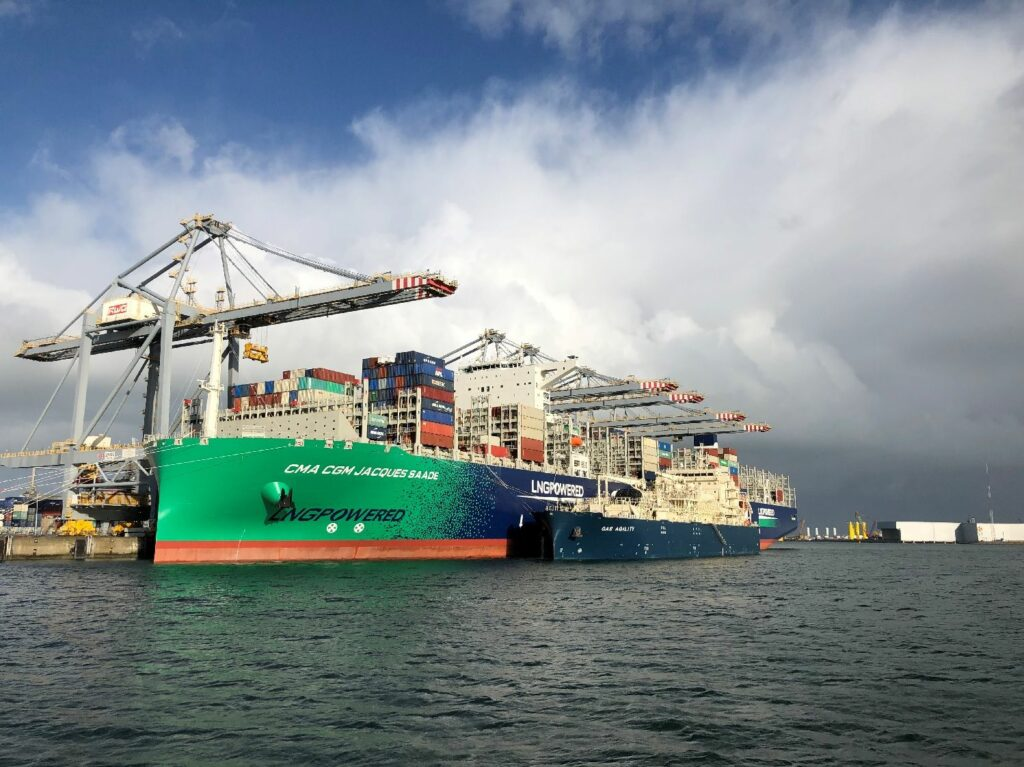 Port of Rotterdam: shipping sector embracing LNG as fuel
