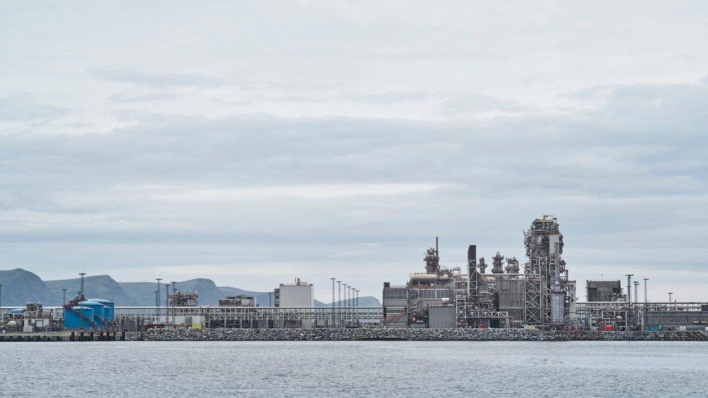 Equinor receives PSA's Hammerfest LNG report
