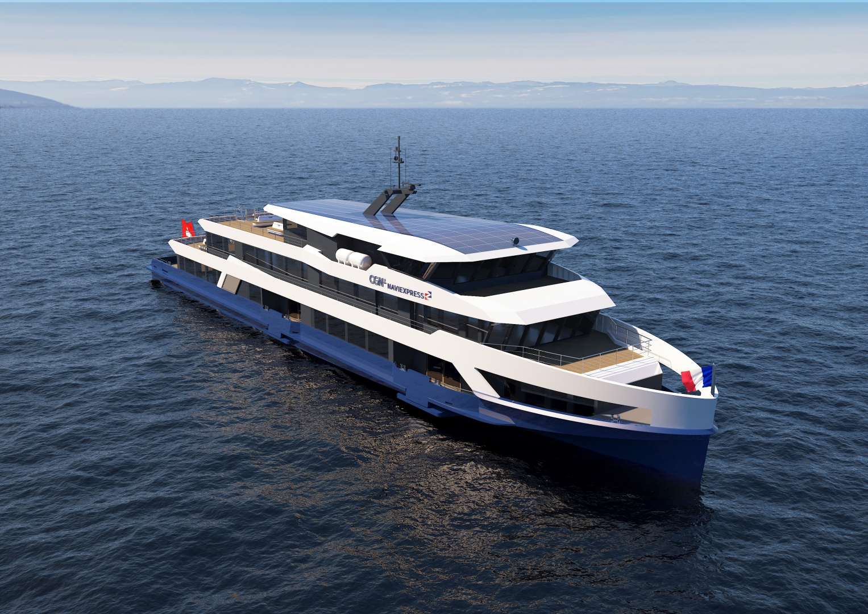 CGN orders Wärtsilä engines for hybrid ferries