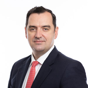 Peter Mackey takes over from Milorad Doljanin as Avenir LNG's interim CEO
