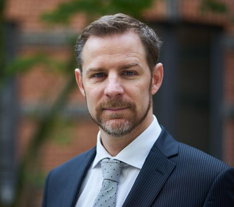 A photo of Rémi Gruet, CEO of Ocean Energy Europe (Courtesy of Ocean Energy Europe)