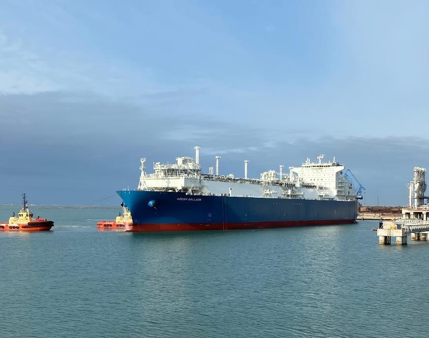 U.S. weekly LNG exports flat