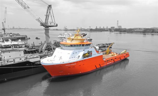 Normand Scorpion vessel - Solstad Offshore