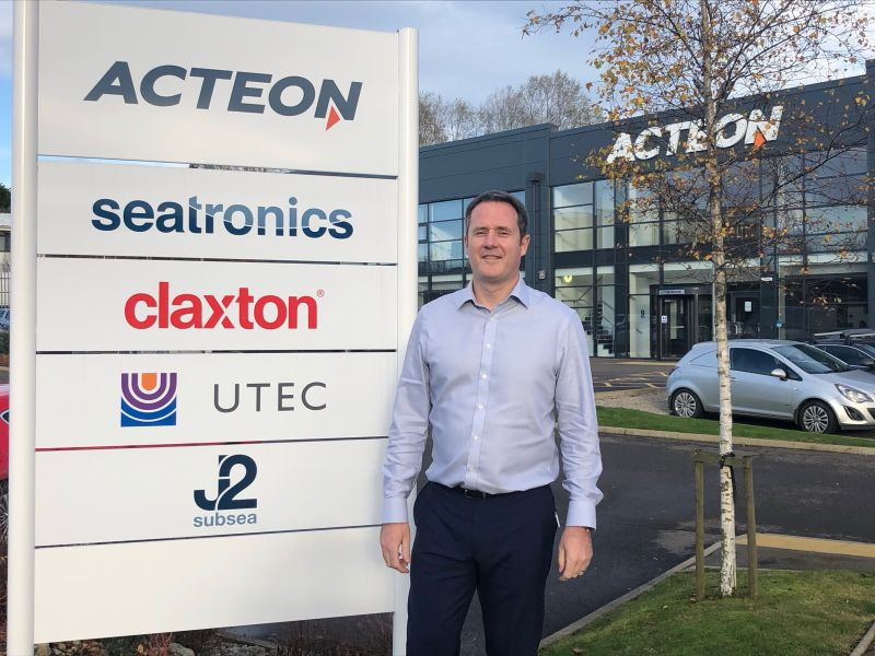 Seatronics managing director