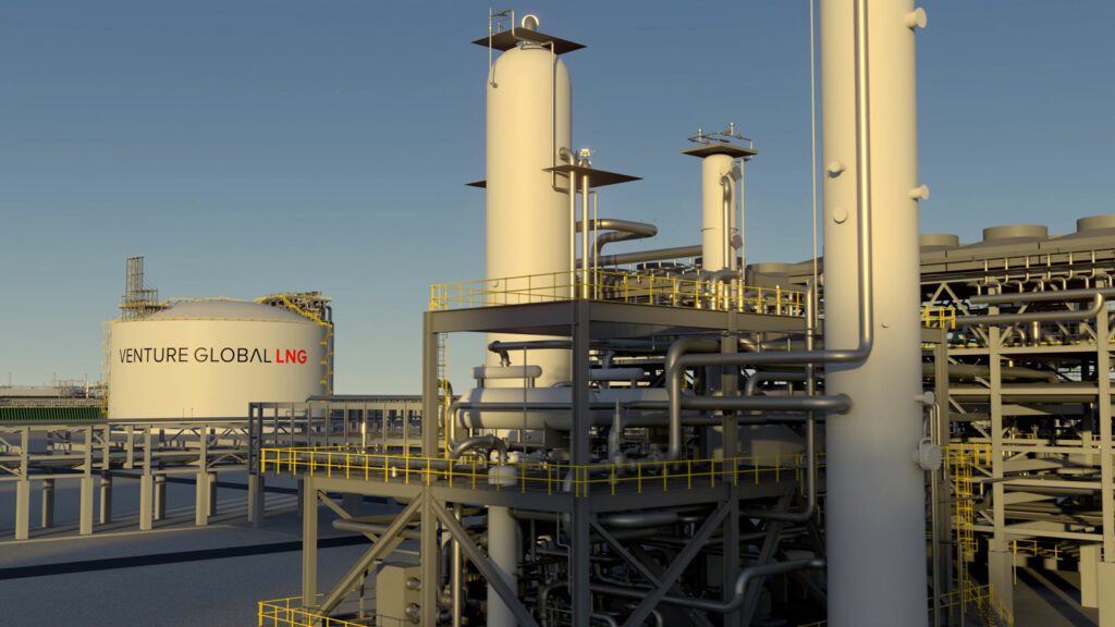 Venture Global picks KBR for Plaquemines LNG EPC job