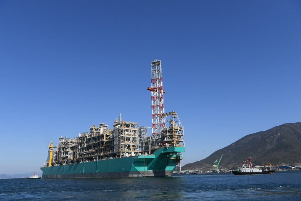 PFLNG Dua ready for start-up