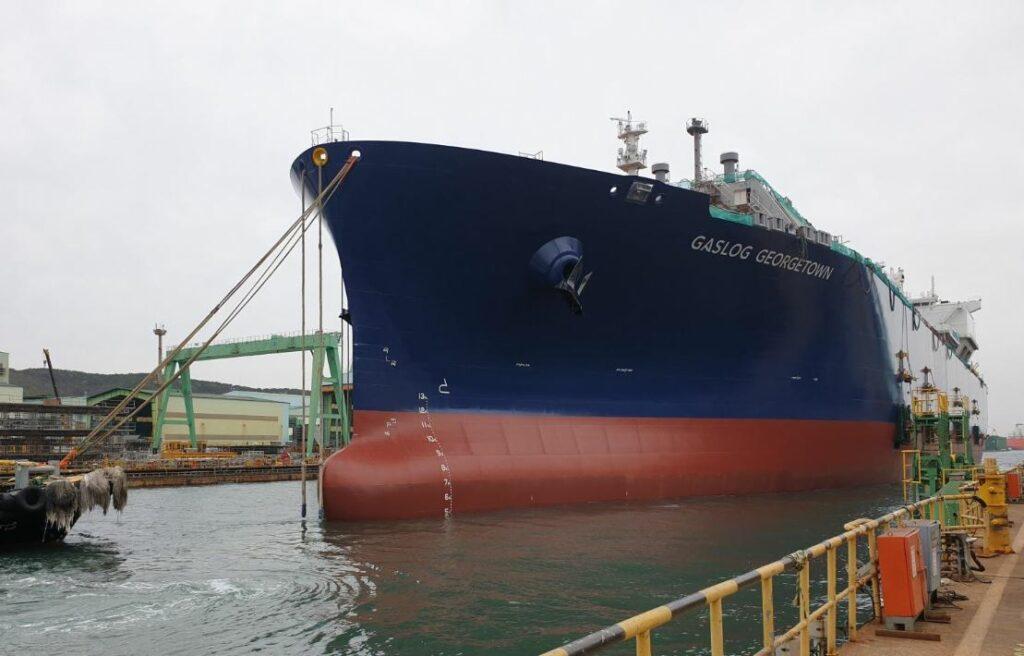 SHI scores first LNG tanker order Since November 2019
