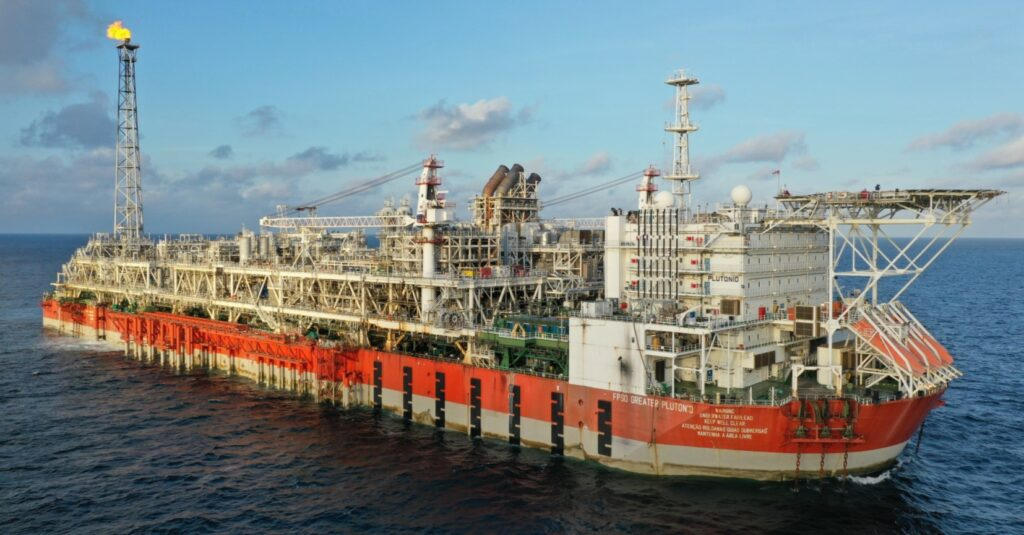 Greater Plutonio FPSO; Source: BP