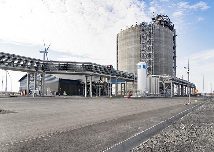 Valmet tech ordered for Manga LNG's terminal