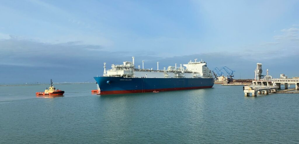 US LNG exports up on week