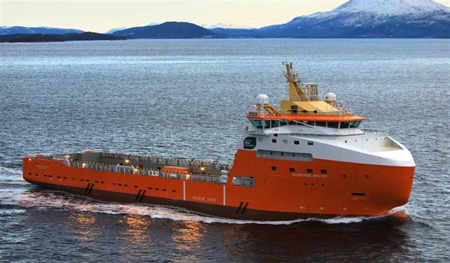 Normand Arctic vessel - Solstad
