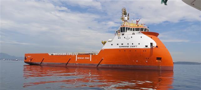 Normand Swift vessel - Solstad Offshore