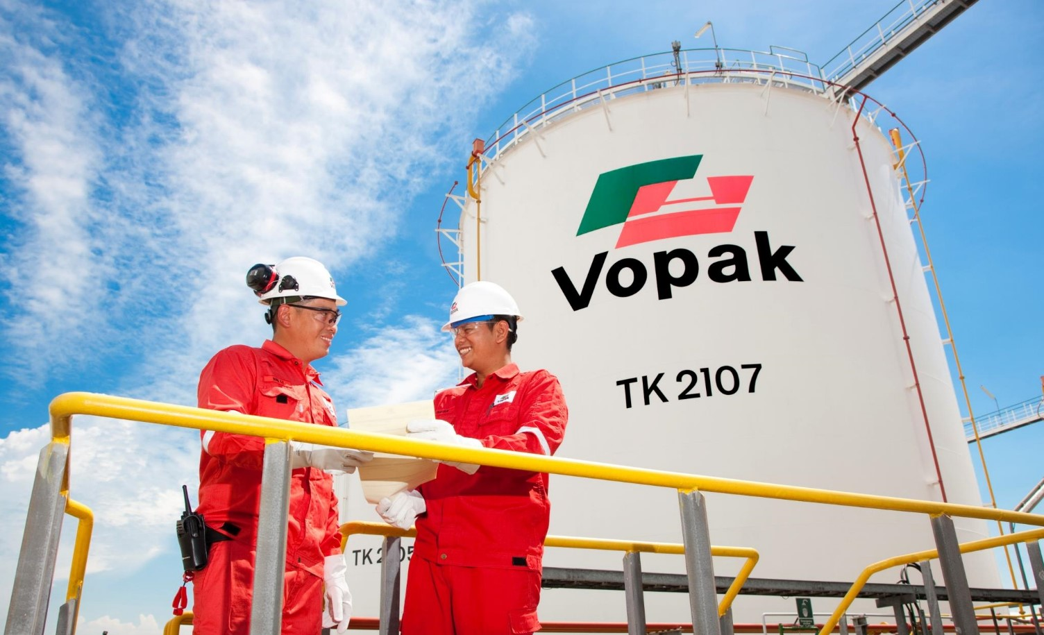 Vopak, ExxonMobil to conduct South Africa LNG terminal feasibility study