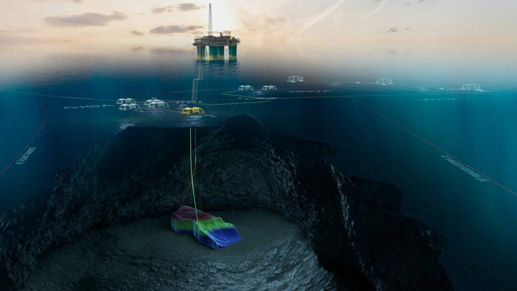 Gjøa field illustration- Neptune Energy
