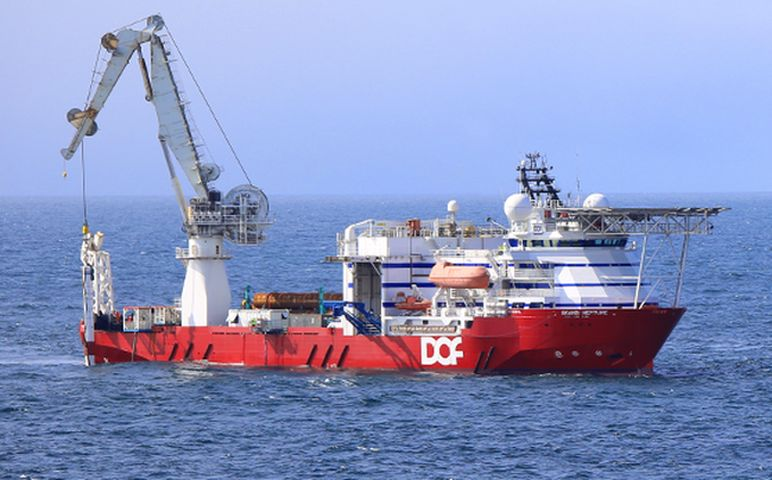 Photo of Skandi Neptune (Courtesy of DOF Subsea)