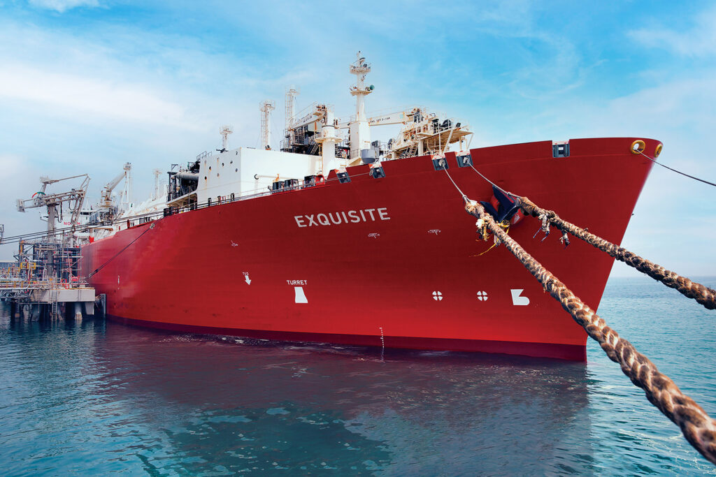 Qatar's Nakilat, the world's largest LNG shipper, has assumed the technical ship management and operations of the FSRU Exquisite.