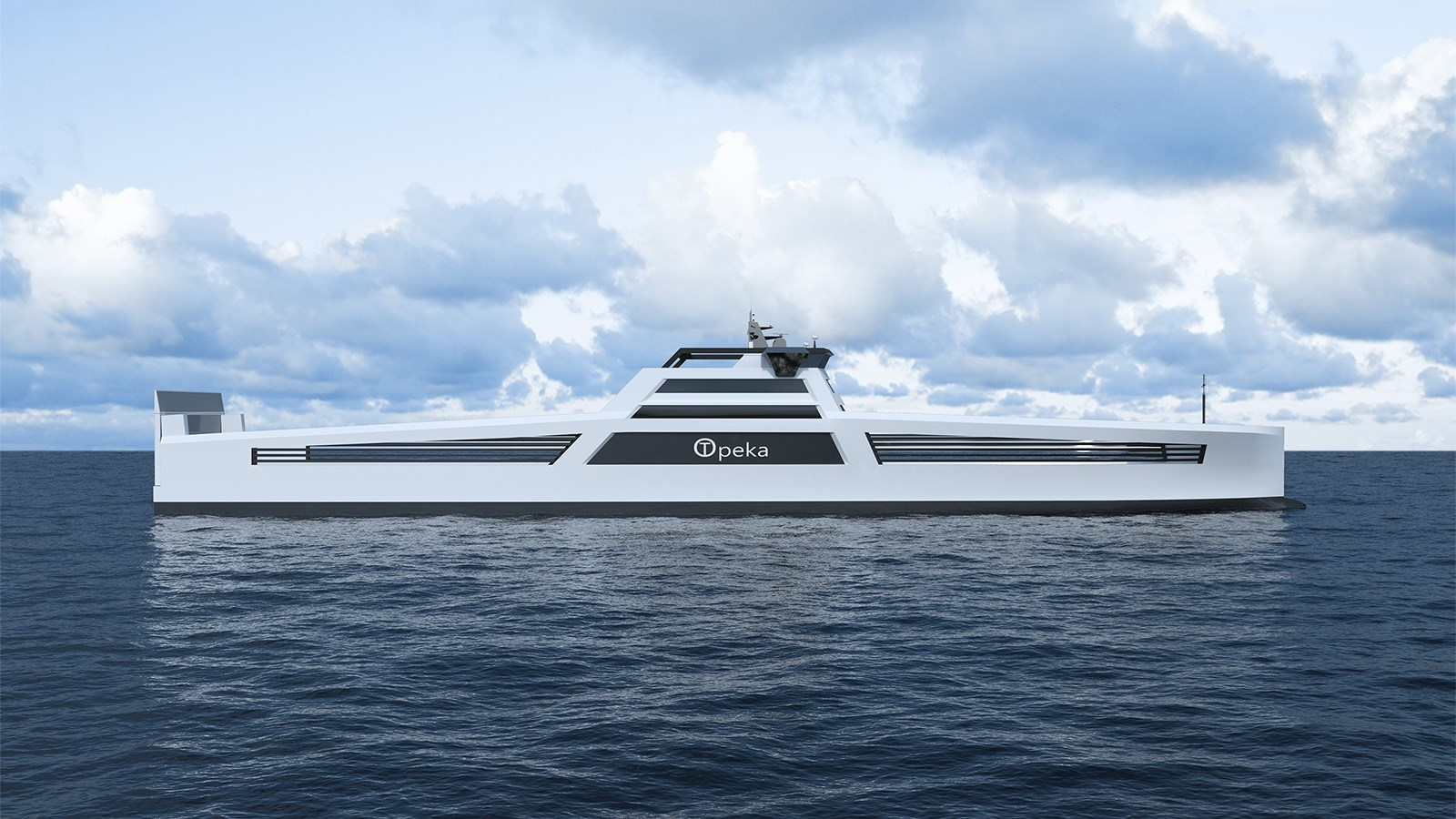 Hydrogen ship project wins Enova funding - Offshore Energy