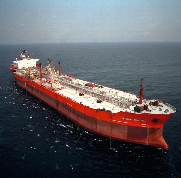 Petroleo Nautipa FPSO is working on Vaalco Energy's Etame Marin block