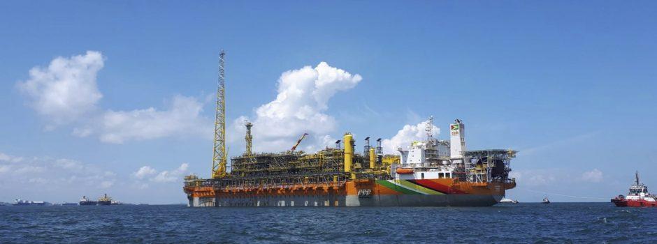 Liza Destiny FPSO - SBM Offshore