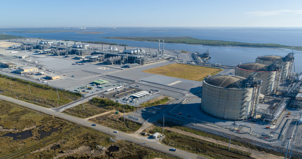 Cameron LNG projects is one of five that saw its export term extended through 2050 in round four.