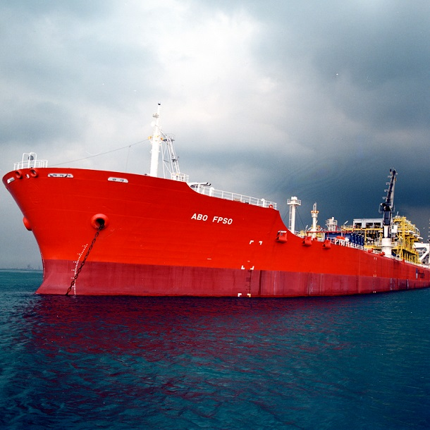 BW Offshore's Abo FPSO operating for Eni in Nigeria