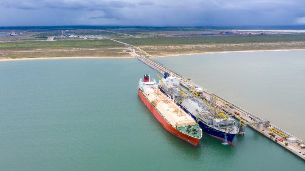 GNA's LNG-to-power project gets first cargo