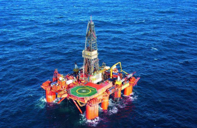 Deepsea Bergen rig - Pandion Energy