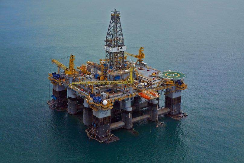Ocean Apex rig